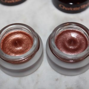 Charlotte Tilbury Copper Sunrise & Sunset Rose Eyes To Mesmerise Swatches