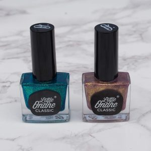 Nail Polish... without the Odour!